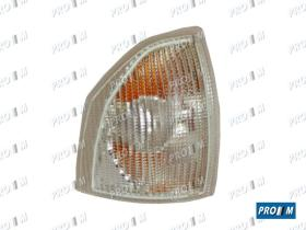 Pro//M Iluminación 14110162 - Piloto delantero izquierdo blanco Alfa 33 83-90