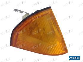 Pro//M Iluminación 14110222 - Piloto delantero izquierdo ambar Alfa 33