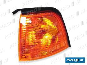 Pro//M Iluminación 14120121 - Piloto delantero izquierdo ámbar Audi 80 86-91