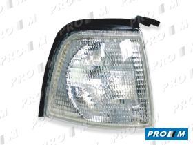 Pro//M Iluminación 14120262 - Piloto delantero derecho Audi 80 91->95 blanco