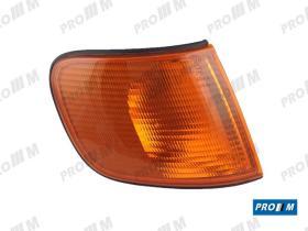 Pro//M Iluminación 14121122 - Piloto delantero izquierdo Audi 100 90-94 ámbar