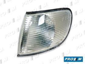 Pro//M Iluminación 14121561 - Piloto delantero derecho blanco Audi 100 90-94
