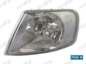 Pro//M Iluminación 14122061 - Piloto delantero derecho blanco Audi A6