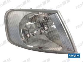 Pro//M Iluminación 14122062 - Piloto delantero izquierdo blanco Audi A3