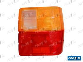 Pro//M Iluminación 16300112 - Tulipa trasera derecha Fiat Uno 83-89
