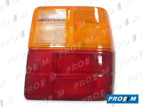 Pro//M Iluminación 16300112 - Tulipa trasera izquierda Fiat Uno 83-89