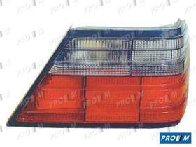Pro//M Iluminación 16501014 - Tulipa trasera izquierda Mercedes Clase E W124 93-95
