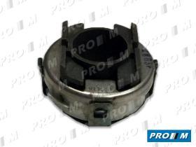 Pro//M Rodamientos 158/096 - Cojinete de embrague sin soporte Citroen GS
