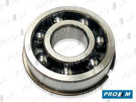 Pro//M Rodamientos 8046 - Rodamiento caja cambios Seat 127-128  28X67X18mm