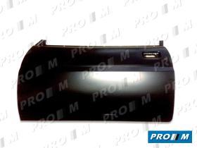 Pro//M Carrocería 01011510 - Panel de puerta delantero izquierdo Fiat Uno 3 puertas -90