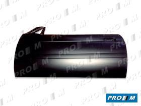 Pro//M Carrocería 01011517 - Panel de puerta delantero izquierdo Ford Fiesta -84