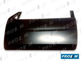 Pro//M Carrocería 01013531 - Panel de puerta delantero izquierdo Opel Corsa 93-