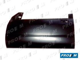 Pro//M Carrocería 01014075 - Panel de puerta delantero izquierdo Renault Supercinco