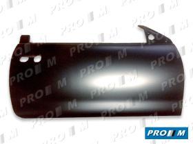 Pro//M Carrocería 01023040 - Panel de puerta delantero derecho Ford Escort 90-92