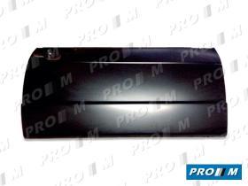 Pro//M Carrocería 01024565 - Panel de puerta delantero derecho Renault Clio