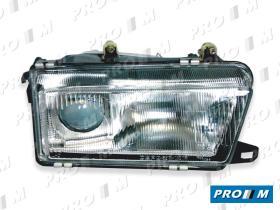 Pro//M Carrocería 38320120 - OPTICA IZQ. PEUGEOT 407 H1+H7 ELECTRICA C/
