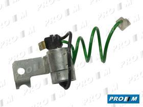 Kontact 3252 - Condensador Bosch Ford