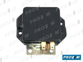 Lucas NCB403 - Regulador Citroen 2CV alternador c/ sopote batería