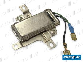 Lucas UCB600 - Regulador alternador Porsch 914