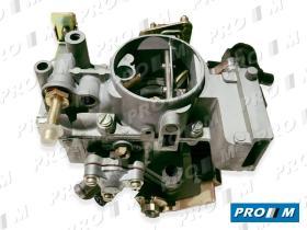Magneti Marelli 13643000 - Carburador Solex 28 CIC Citroen GS 1220 Club
