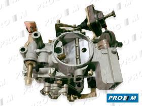 Magneti Marelli 13688000 - Carburador Solex Citroen Ax 14 TRS- C15 34PBISA 481