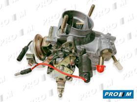 Magneti Marelli 15270204 - Carburador Solex Peugeot 106 1.4  32/34 Z2  528/4