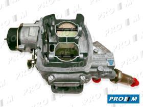 Magneti Marelli 18870324 - Carburador Weber Citroen AX 14 TRS/TZS 34TLP3/200