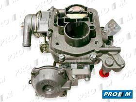 Magneti Marelli 22560032 - Carburador Weber Ford Fiesta 1.4 86- 28/30 DFTM 1A1