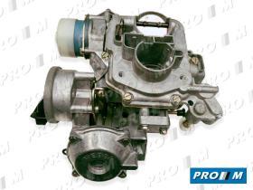 Magneti Marelli 22620006 - Carburador Weber Ford Sierra-Escort-Orión 1.6 28/30 DFTH 1A1