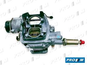 Magneti Marelli 22670008 - Carburador Weber Ford Sierra-Scorpio 2.0 30/34DFTH 8A/02