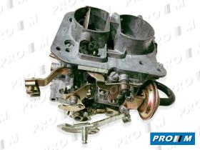 Magneti Marelli 22670911 - Carburador Weber Ford Escort XR3 1.6 80 32/34 DFT4B