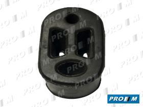 Metalcaucho 00088 - Soporte de escape Citroen ZX-Peugeot 306