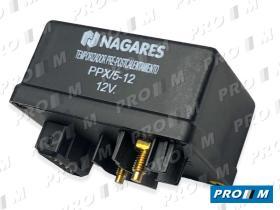 """Nagares MHG56 - Relé precalentamiento 12V 3"""""""