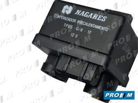 Nagares MHG57 - Relé precalentamiento 12V 5