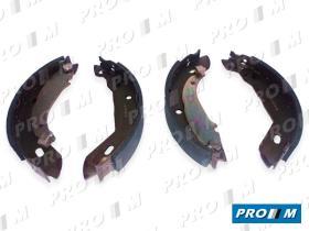 Necto N1313 - Juego zapatas de freno Lada 1600  Lada Riva