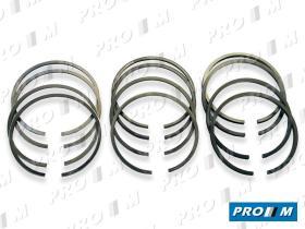 Perfect Circle 42797 - Juego de segmentos Peugeot 88mm STD