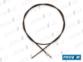 Pujol 801032 - Cable velocimetro SEAT 1500 C/FUNDA 1057MM