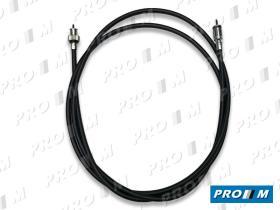 Pujol 801194 - Cable de cuentakilómetros Ebro-Avia 2410mm