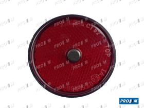 Rinder 746R00 - Réflex rojo con agujero con tornillo en el centro