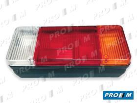 Rinder 79320 - PILOTO FIAT IVECO TRAS DRCH MARCHA ATRAS CONECTOR 2