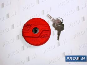 Valeo 247560 - Tapón depósito de combustible Fiat Lancia Diesel