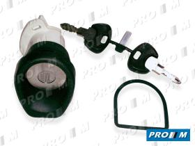 Valeo 252197 - Cerradura de maletero Peugeot 106 09/91-03/96