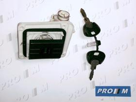 Valeo 252199 - Cerradura de maletero Peugeot 205 02/83-09/98