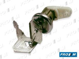 Valeo 252207 - Bombin de maletero Peugeot 309 -89