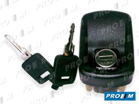 Valeo 252295 - Cerradura portón eléctrica Seat Ibiza 02/93-05/94