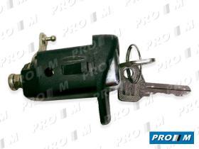 Valeo 252307 - Bombillo de puerta izquierdo c/ llave Seat Panda-Trans 83-86