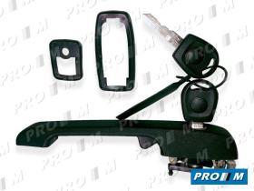 Valeo 252316 - Manecilla exterior izquierdo Seat Ibiza 91-93