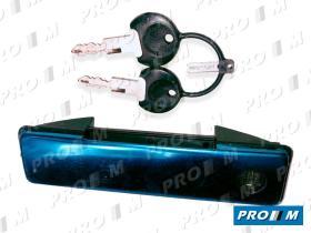 Valeo 252360 - Cerradura de maletero Renault 11