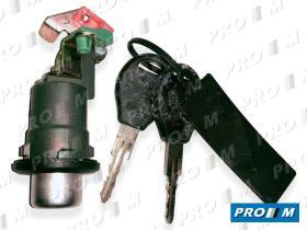 Valeo 252561 - Cerradura de maletero Citroen AX
