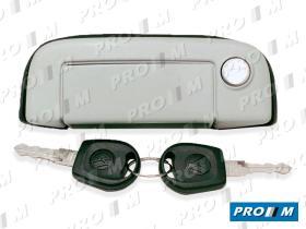 Valeo 252601 - Manecilla de puerta derecha-izquierda Seat Ibiza III-Cordoba